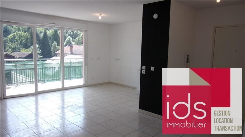 Vente appartement Pontcharra 190000€ - Photo 1