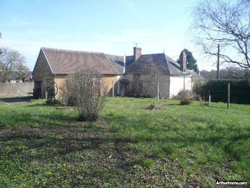 Sale house / villa Subligny 85000€ - Picture 2