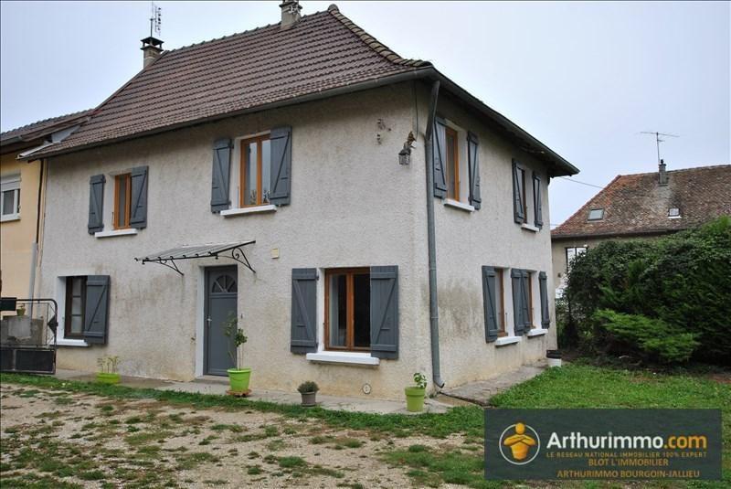 Vente maison / villa Dolomieu 195000€ - Photo 1
