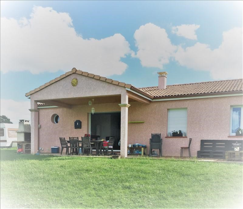 Vente maison / villa Monclar de quercy 170000€ - Photo 2