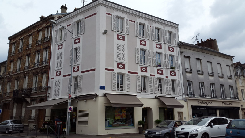 Rental apartment Meulan-en-yvelines 880€ CC - Picture 1