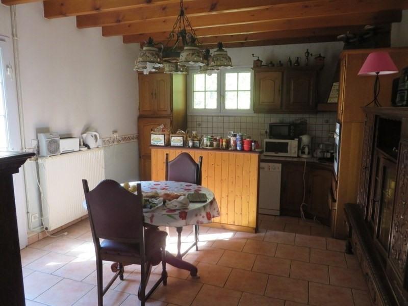 Sale house / villa Les peintures 295000€ - Picture 5