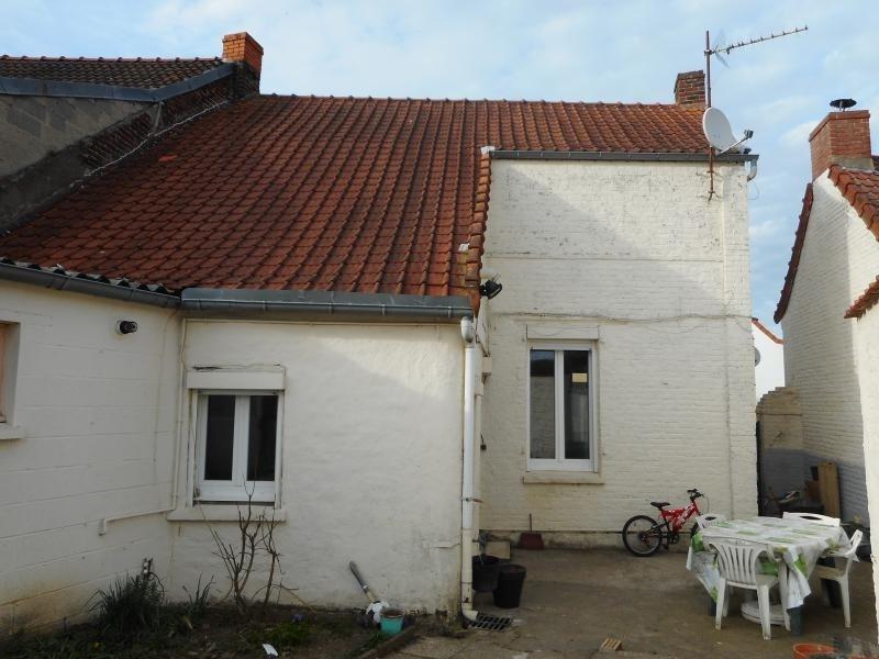 Sale house / villa Burbure 88000€ - Picture 1