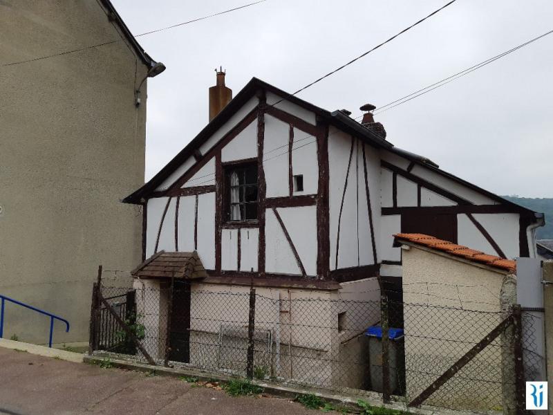 Vendita casa Deville les rouen 89000€ - Fotografia 8