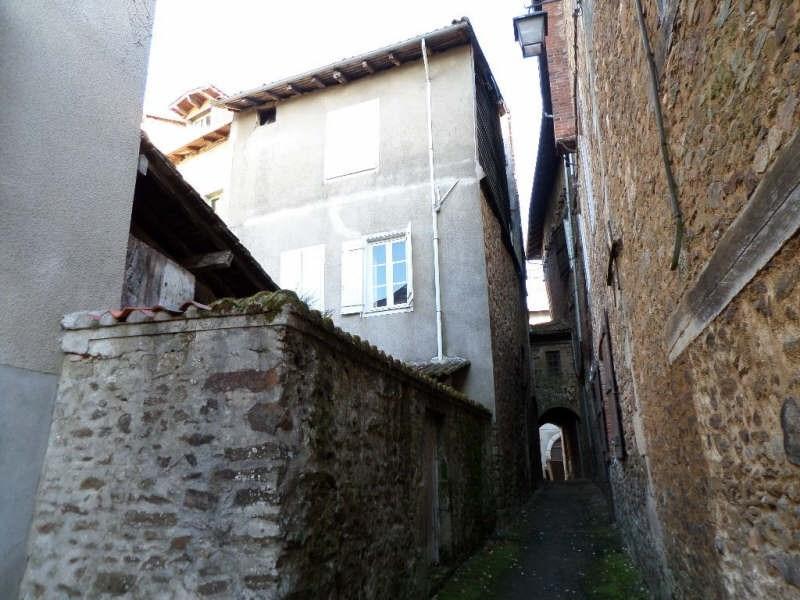 Sale house / villa St leonard de noblat 58000€ - Picture 6