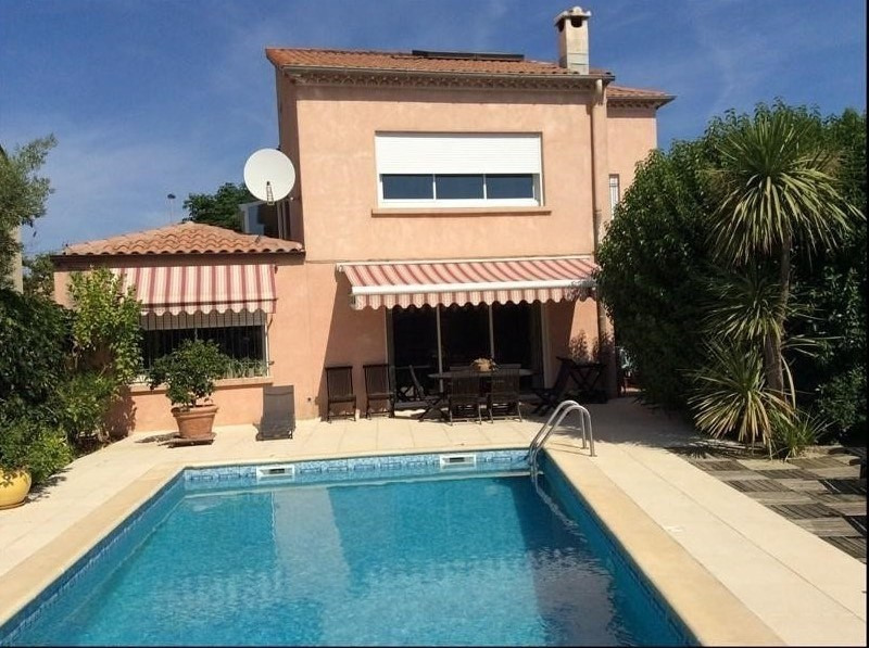 Sale house / villa Beziers 360 000€ - Picture 1