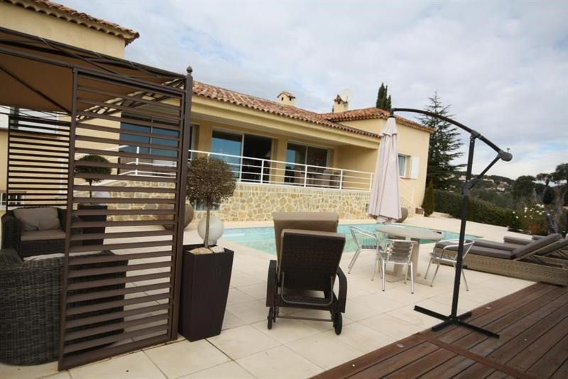 Deluxe sale house / villa Vallauris 1 850 000€ - Picture 1