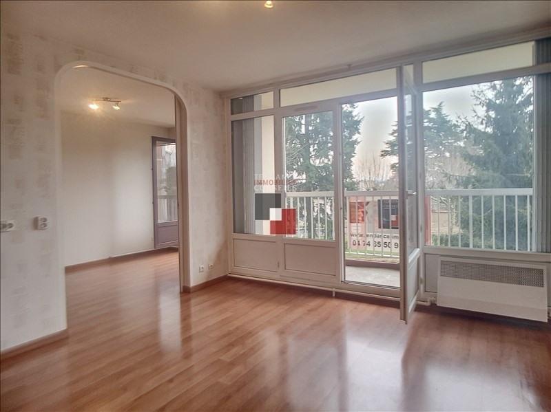Vente appartement Villefranche sur saone 168000€ - Photo 1