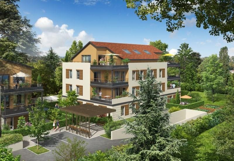 Sale apartment Genas 420913€ - Picture 3