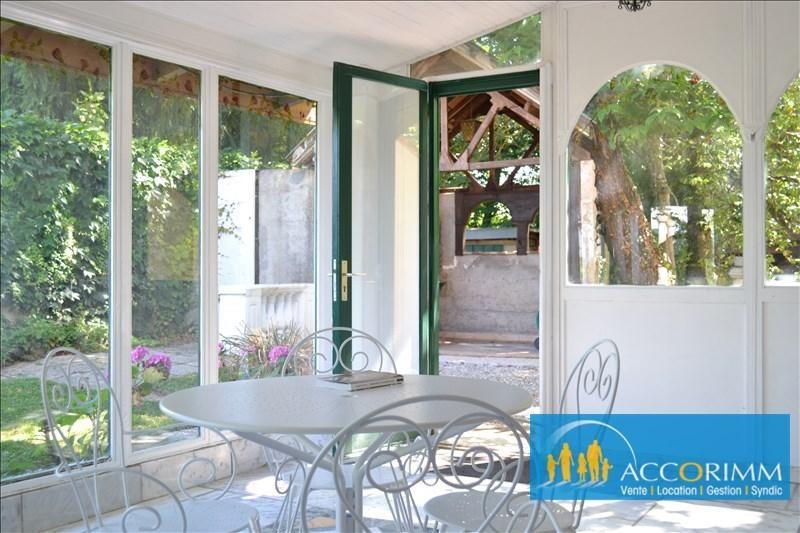 Vente de prestige maison / villa St just chaleyssin 539000€ - Photo 9