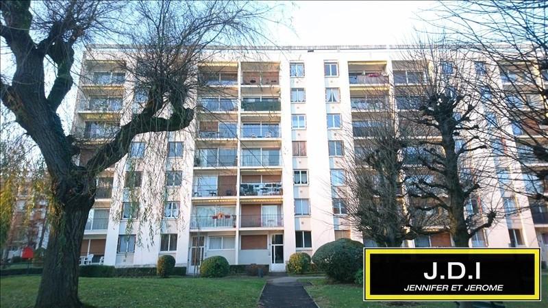 Vente appartement Montmorency 195000€ - Photo 1