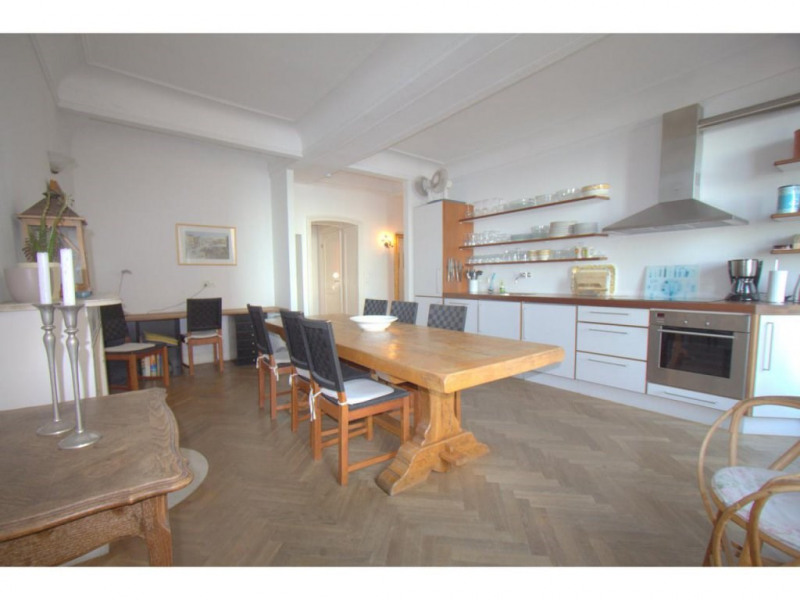 Vente de prestige appartement Nice 620 000€ - Photo 1