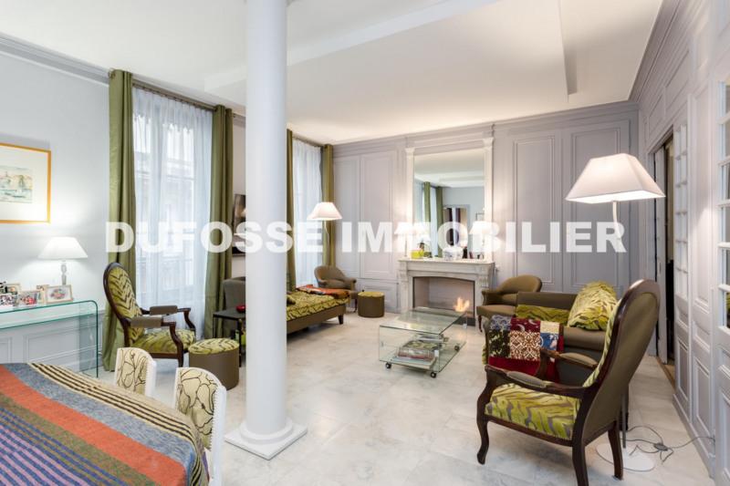 Vente de prestige appartement Lyon 6ème 670000€ - Photo 3
