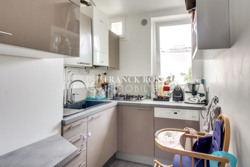 Venta  apartamento Neuilly-sur-seine 582000€ - Fotografía 5