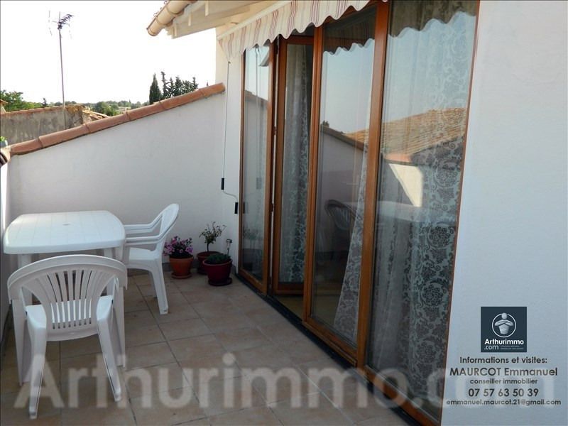 Vente maison / villa Pezenas 112000€ - Photo 2