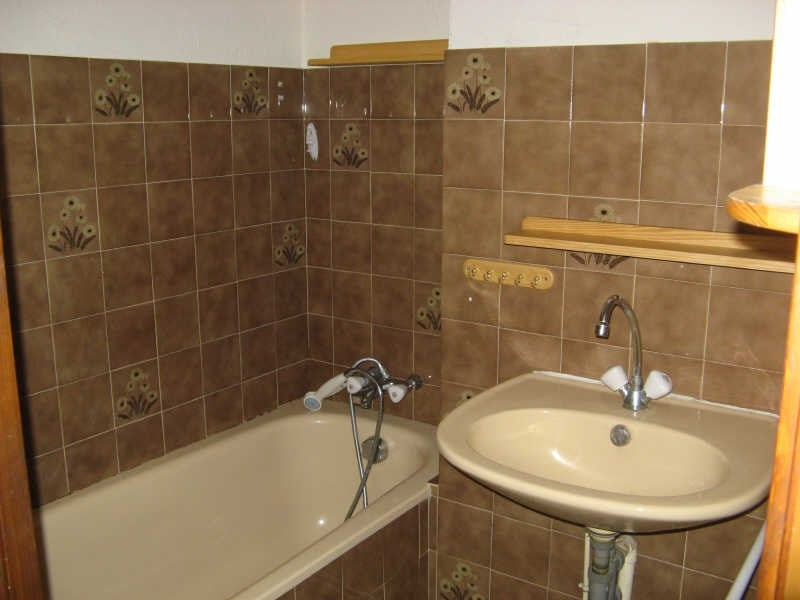 Rental apartment Le fayet 459€ CC - Picture 3