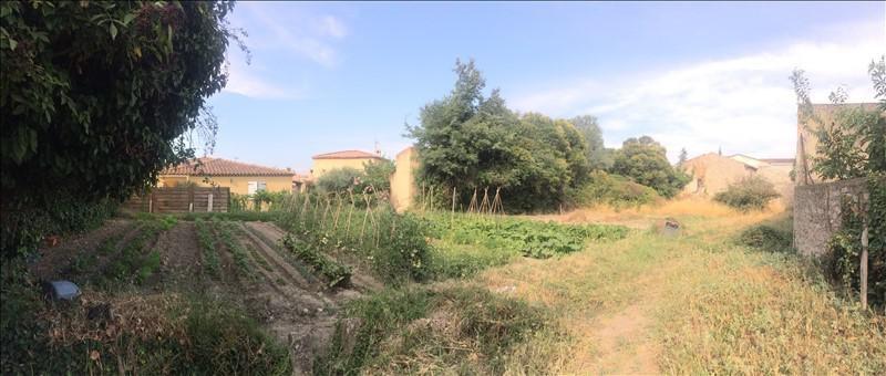 Vente terrain Le puy ste reparade 380000€ - Photo 2