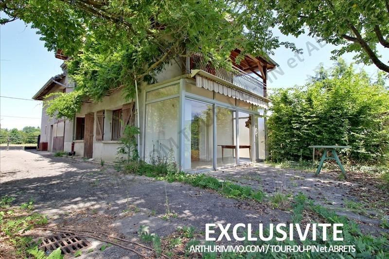 Vente maison / villa Pont de beauvoisin 110000€ - Photo 1