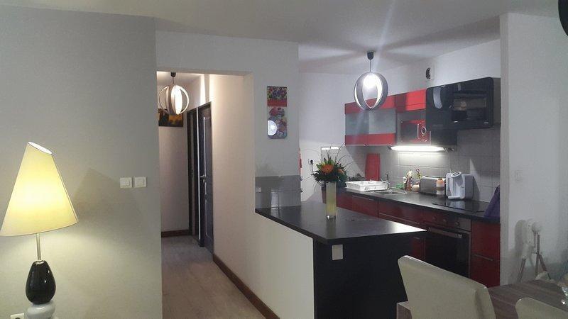 Deluxe sale apartment Saint-denis 170000€ - Picture 1