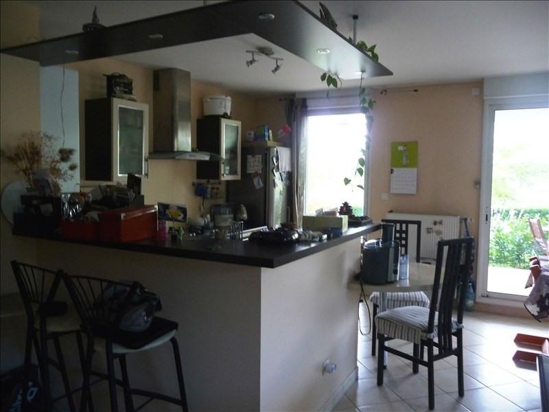 Sale apartment Charbonnieres les bains 315000€ - Picture 2