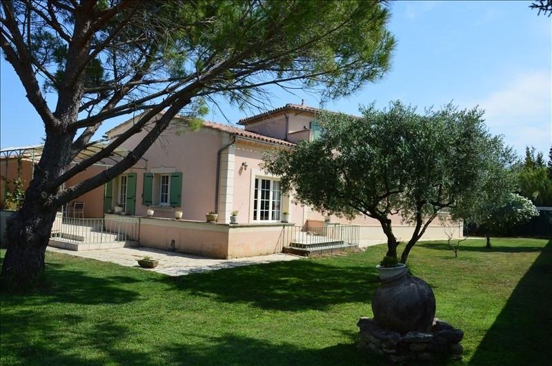 Vente maison / villa Pernes les fontaines 479000€ - Photo 1