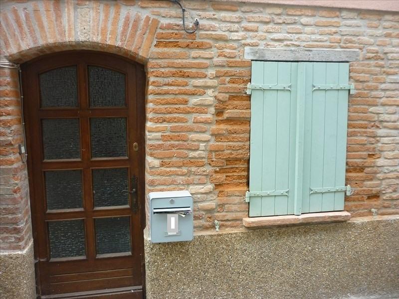 Location maison / villa Villemur sur tarn 340€ CC - Photo 1