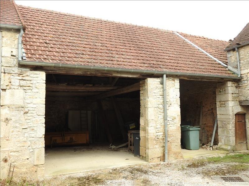 Vente maison / villa Axe chatillon - montbard 39500€ - Photo 11