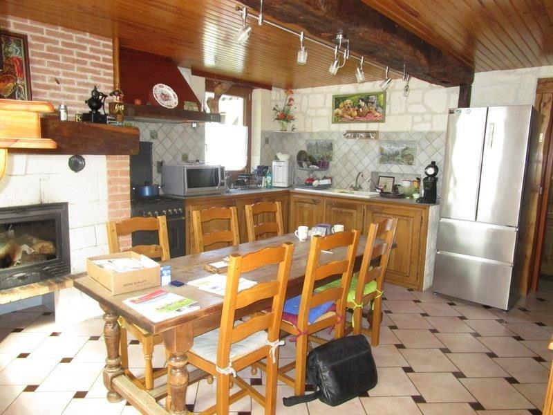 Sale house / villa St martial d artenset 199000€ - Picture 2