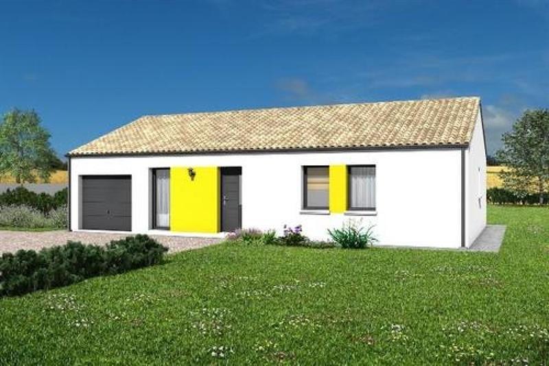 Maison  5 pièces + Terrain 410 m² Landevieille par maisons PRIMEA