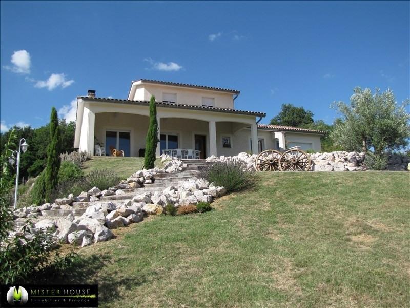 Vendita casa Monclar de quercy 355000€ - Fotografia 1