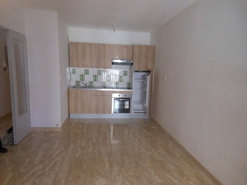 Rental apartment Nimes 550€ CC - Picture 1