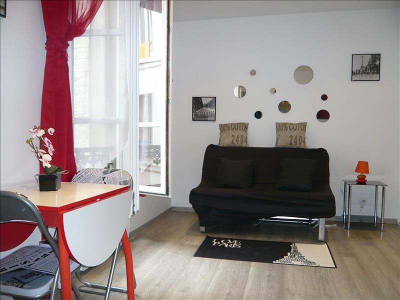Sale apartment Paris 7ème 242000€ - Picture 1