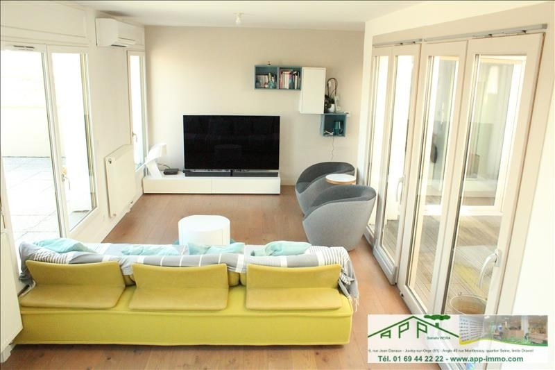 Vente appartement Juvisy 420 000€ - Photo 2