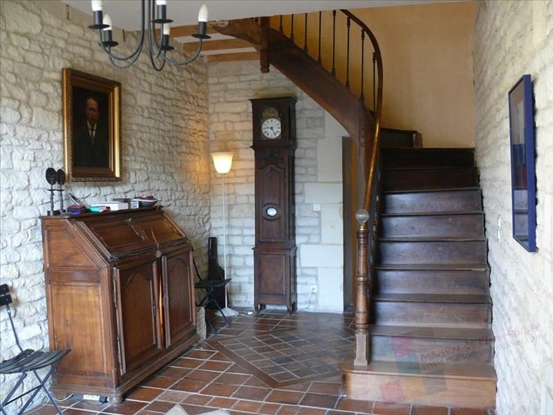 Sale house / villa Mesnac 434600€ - Picture 4