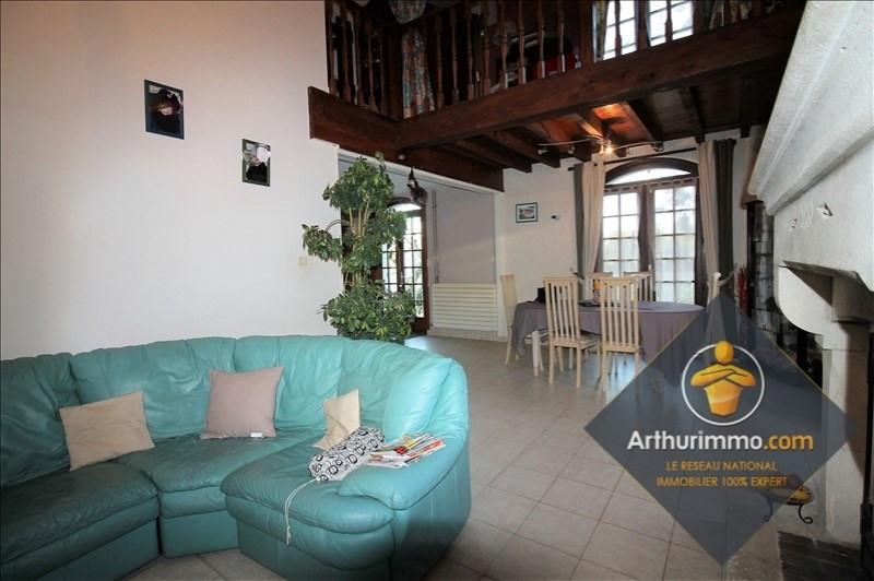 Sale house / villa St romain de jalionas 352900€ - Picture 5