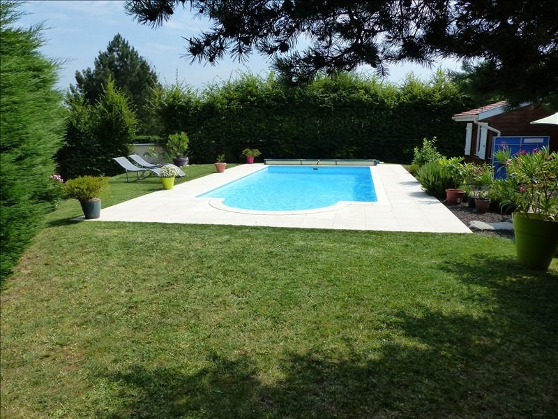 Vente maison / villa Craponne 480 000€ - Photo 2