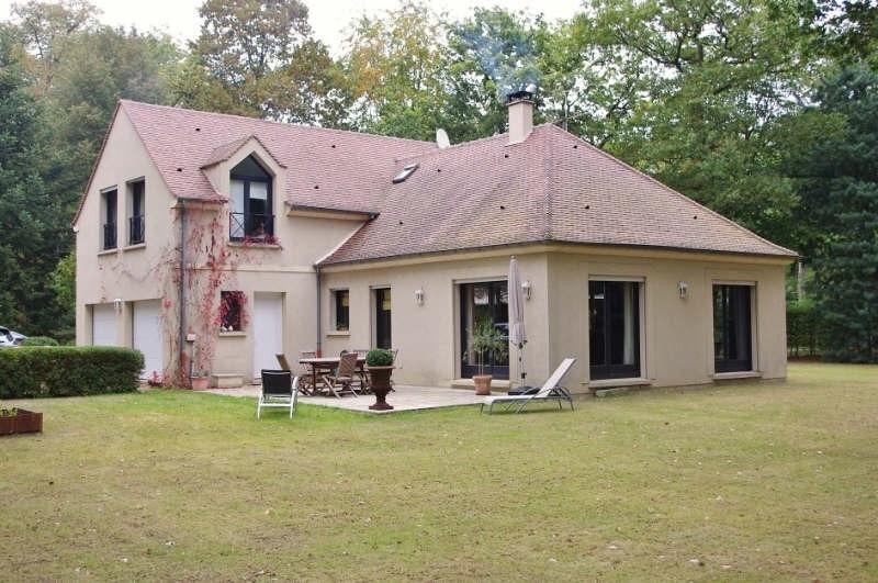 Deluxe sale house / villa Lamorlaye 720000€ - Picture 1