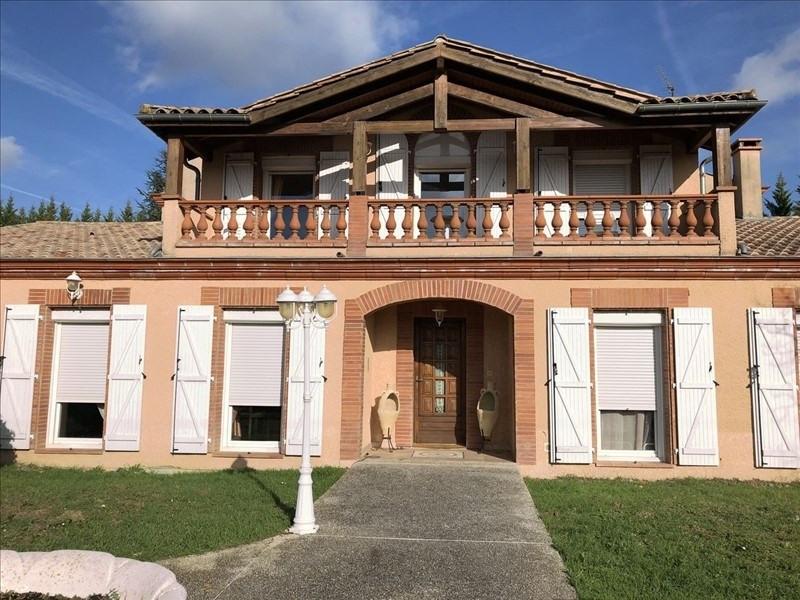 Vente de prestige maison / villa Quint-fonsegrives 593000€ - Photo 1