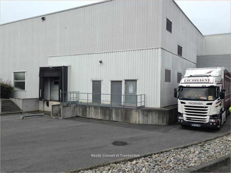 Location Local d'activités / Entrepôt Croissy-Beaubourg 0