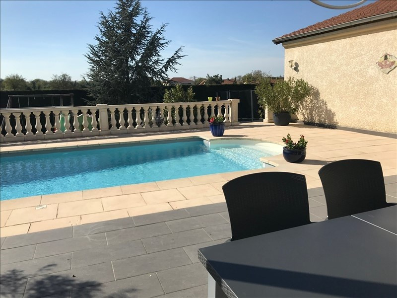 Vente maison / villa Satolas et bonce 449000€ - Photo 2