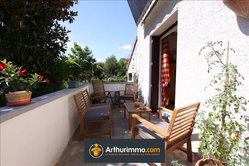Sale house / villa St benoit 139000€ - Picture 1