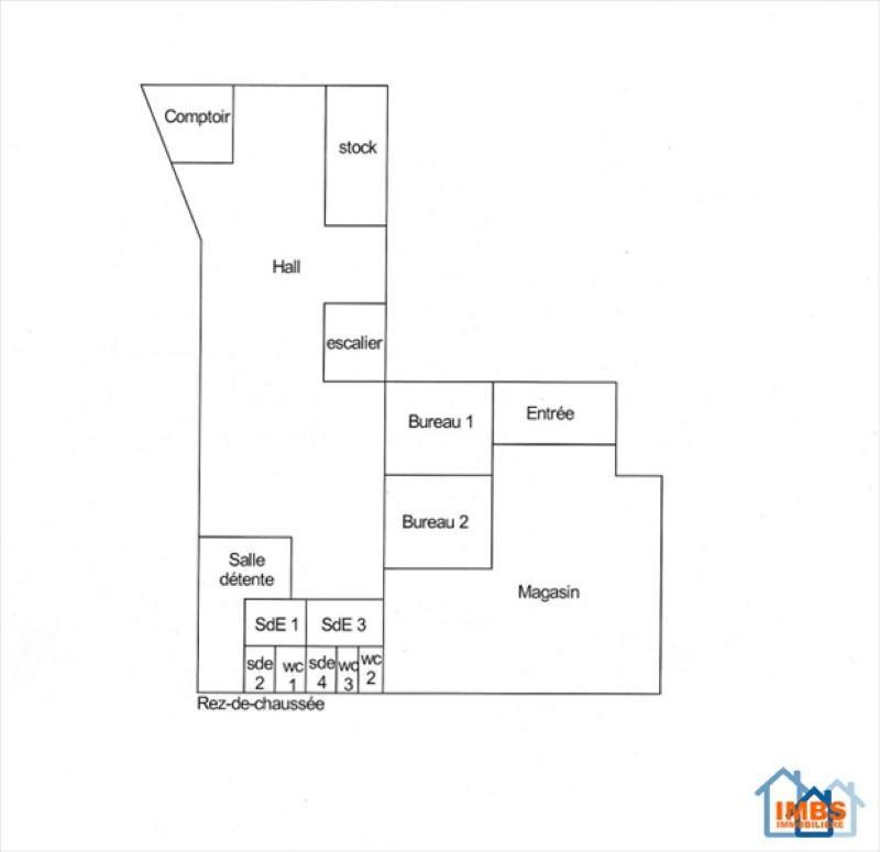 Vermietung büro Mundolsheim 1817€ +CH/ HT - Fotografie 1