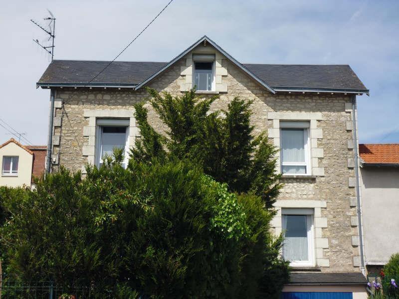 Vente maison / villa Poitiers 225000€ -  1