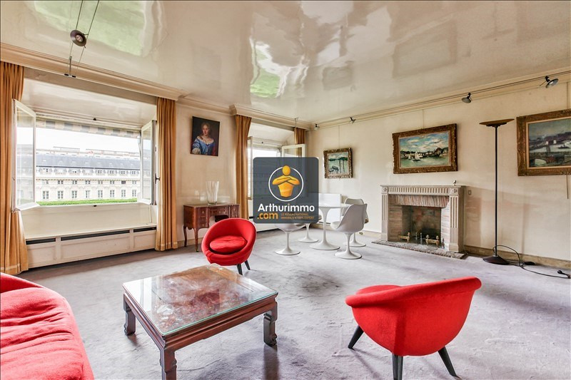 Vente de prestige appartement Paris 1er 2 620 000€ - Photo 5