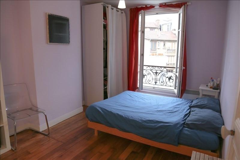 Sale apartment Paris 20ème 395000€ - Picture 2