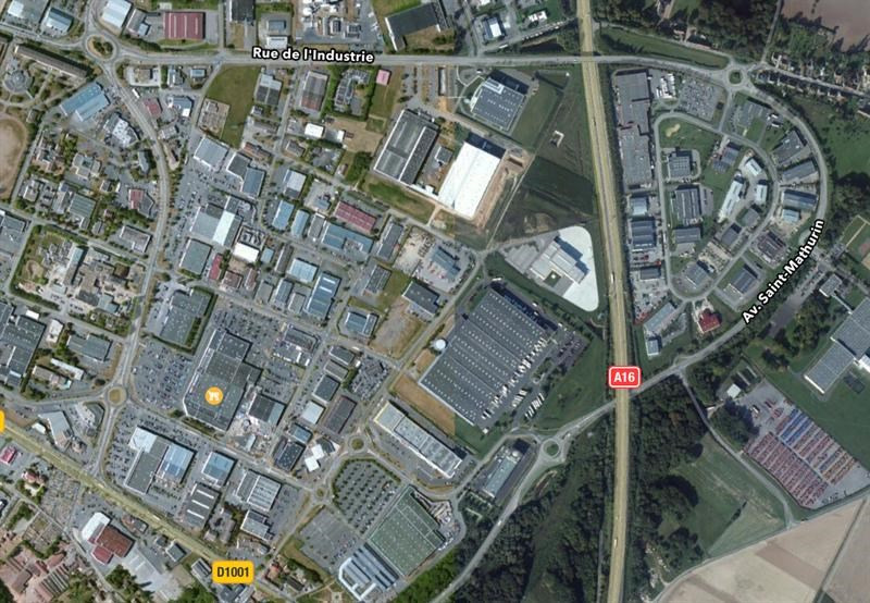Location Local d'activités / Entrepôt Beauvais 0