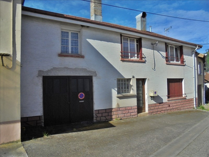 Sale house / villa Schirmeck 75000€ - Picture 1
