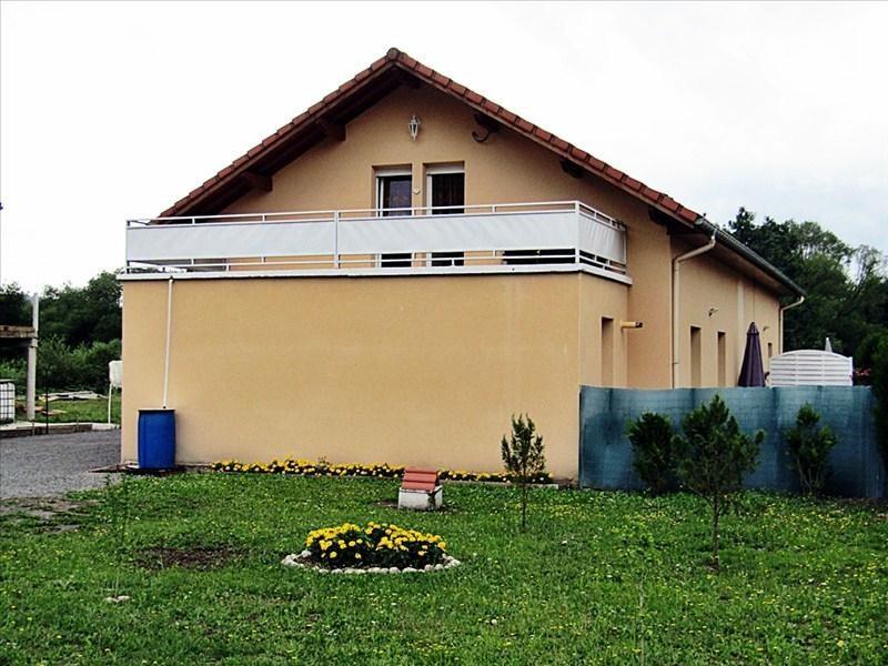 Vente maison / villa Raon l etape 142100€ - Photo 1