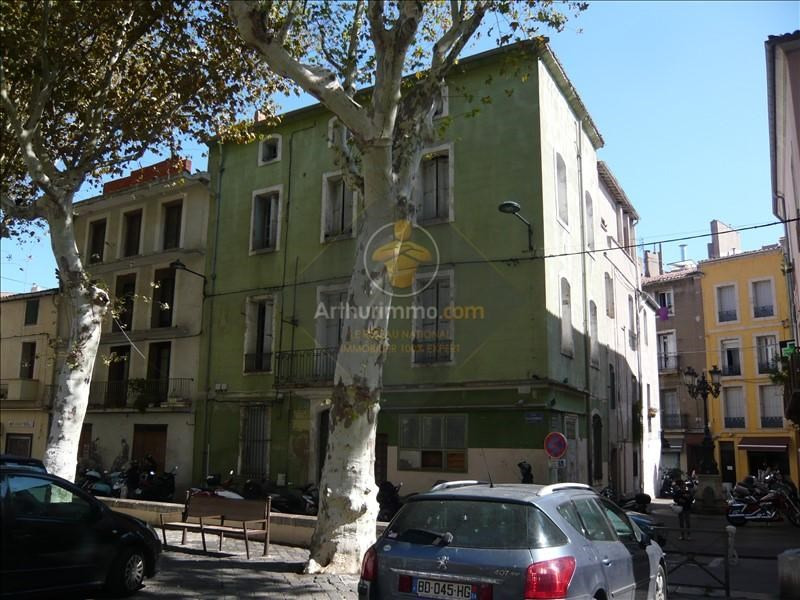 Vente immeuble Sete 417 000€ - Photo 1