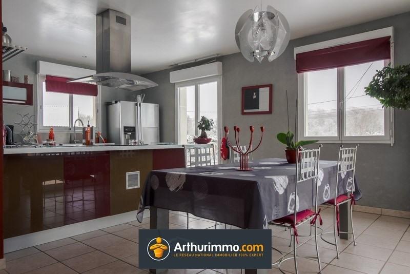 Vente maison / villa Morestel 334000€ - Photo 3